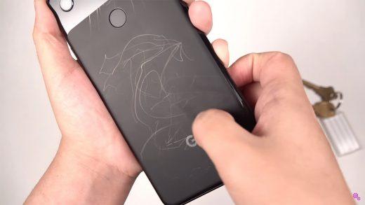 cep telefon çiziklerini yok etme