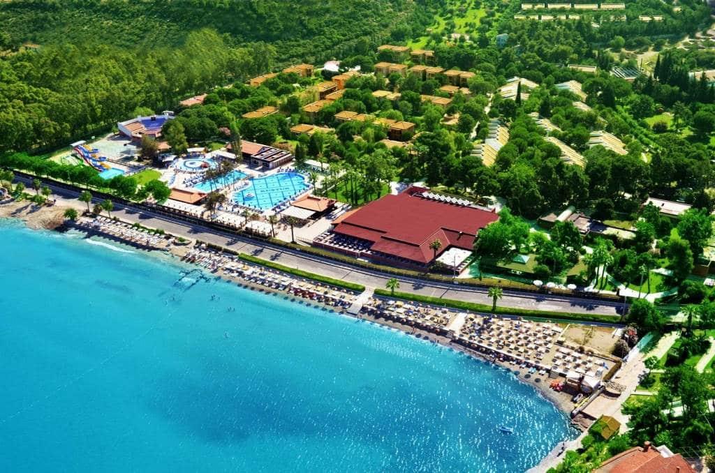 en iyi tatil köyü