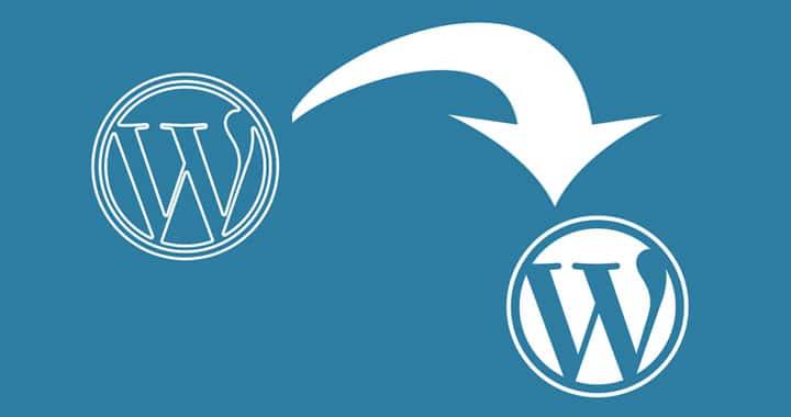 wordpress çalışma dizini değiştirme