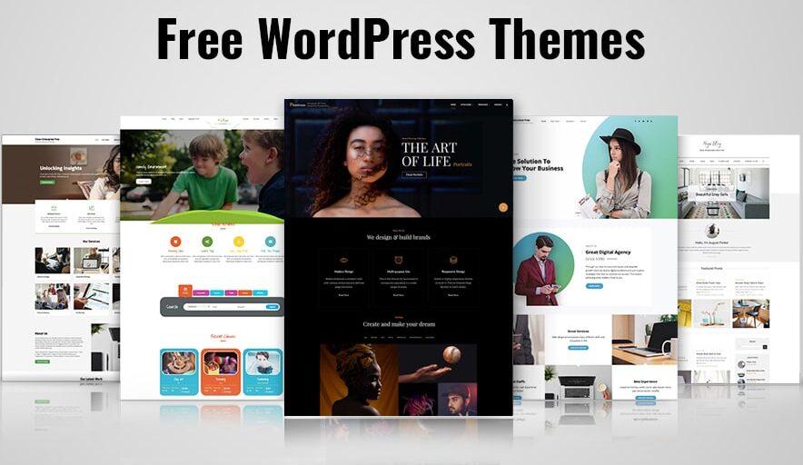 wordpress ücretsiz temalar